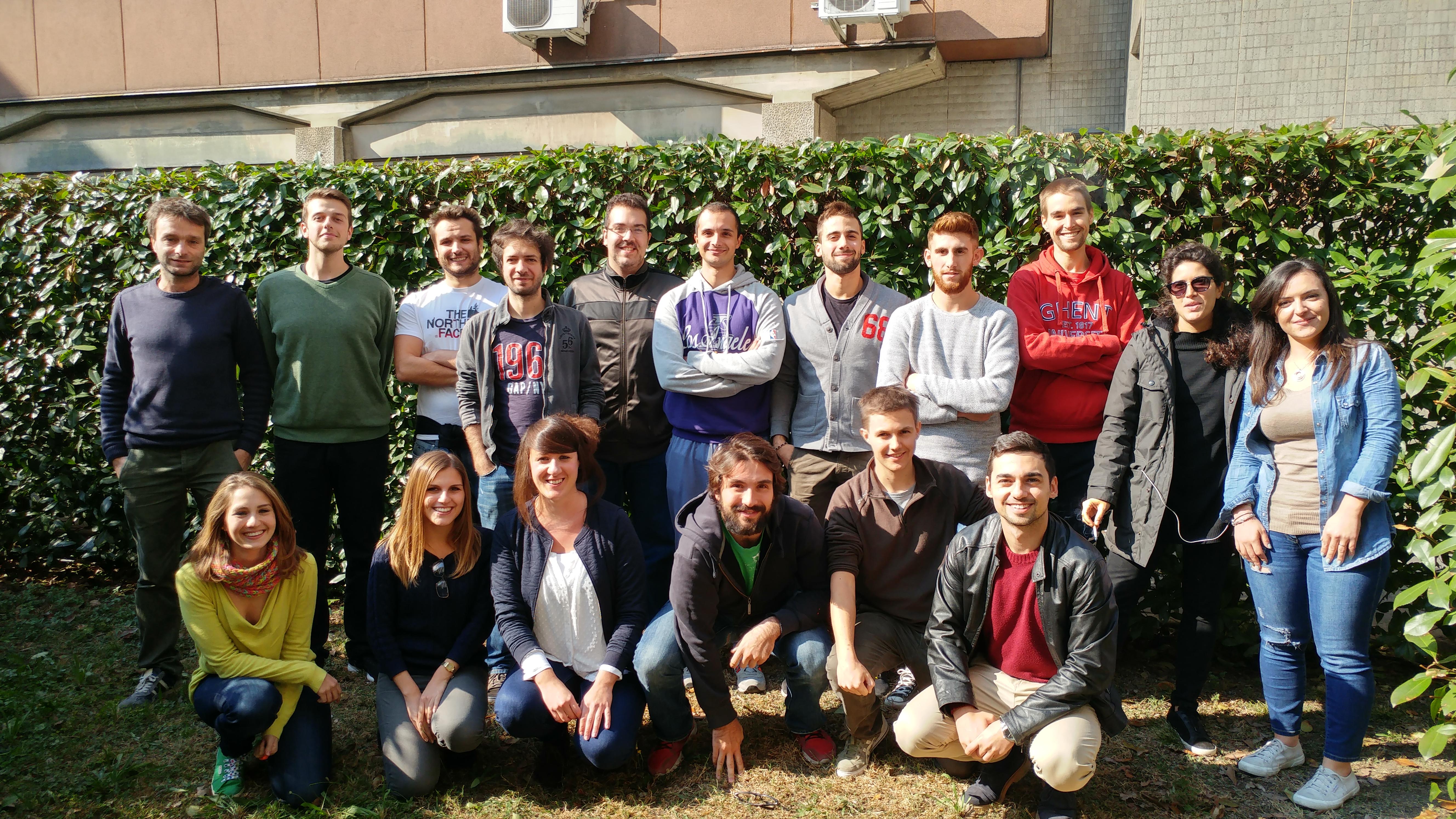 Gruppo LaMPo - Ottobre 2016